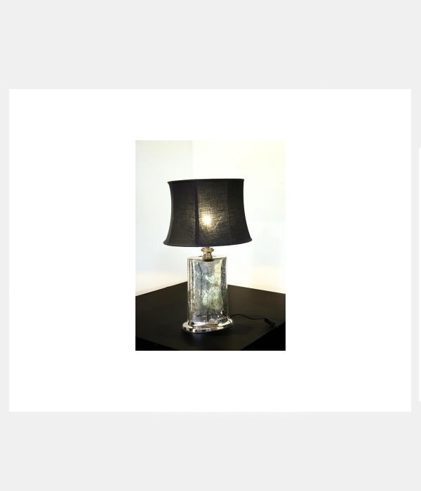 mercury table lamp wide