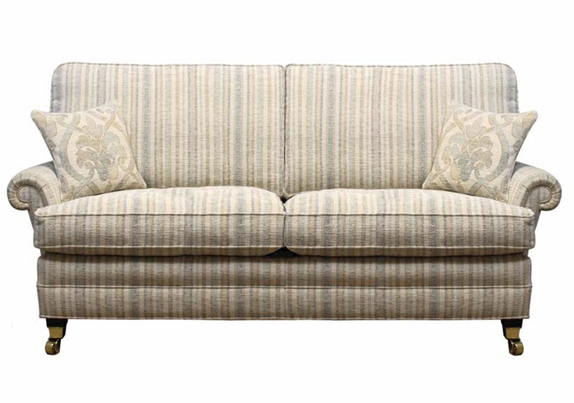 Lincoln 3 Seater High Arm Sofa
