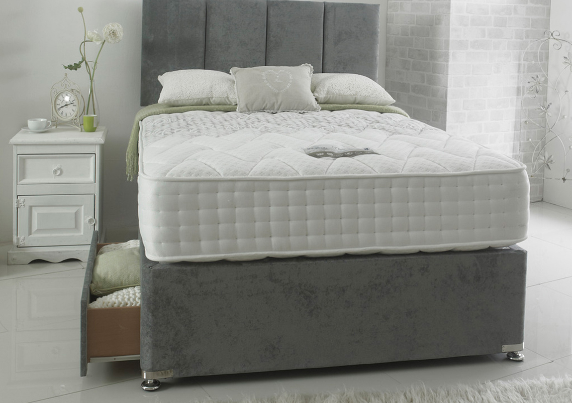Nimbus 1000 Luxury Divan Bed Race Furniture Middlesbrough
