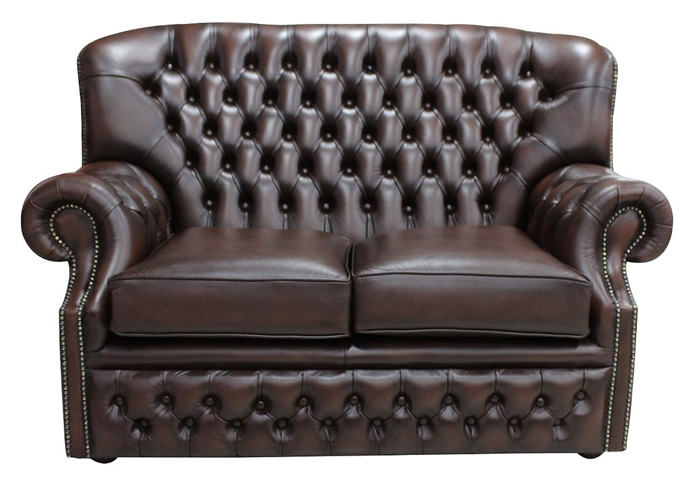2 Seater Antique brown