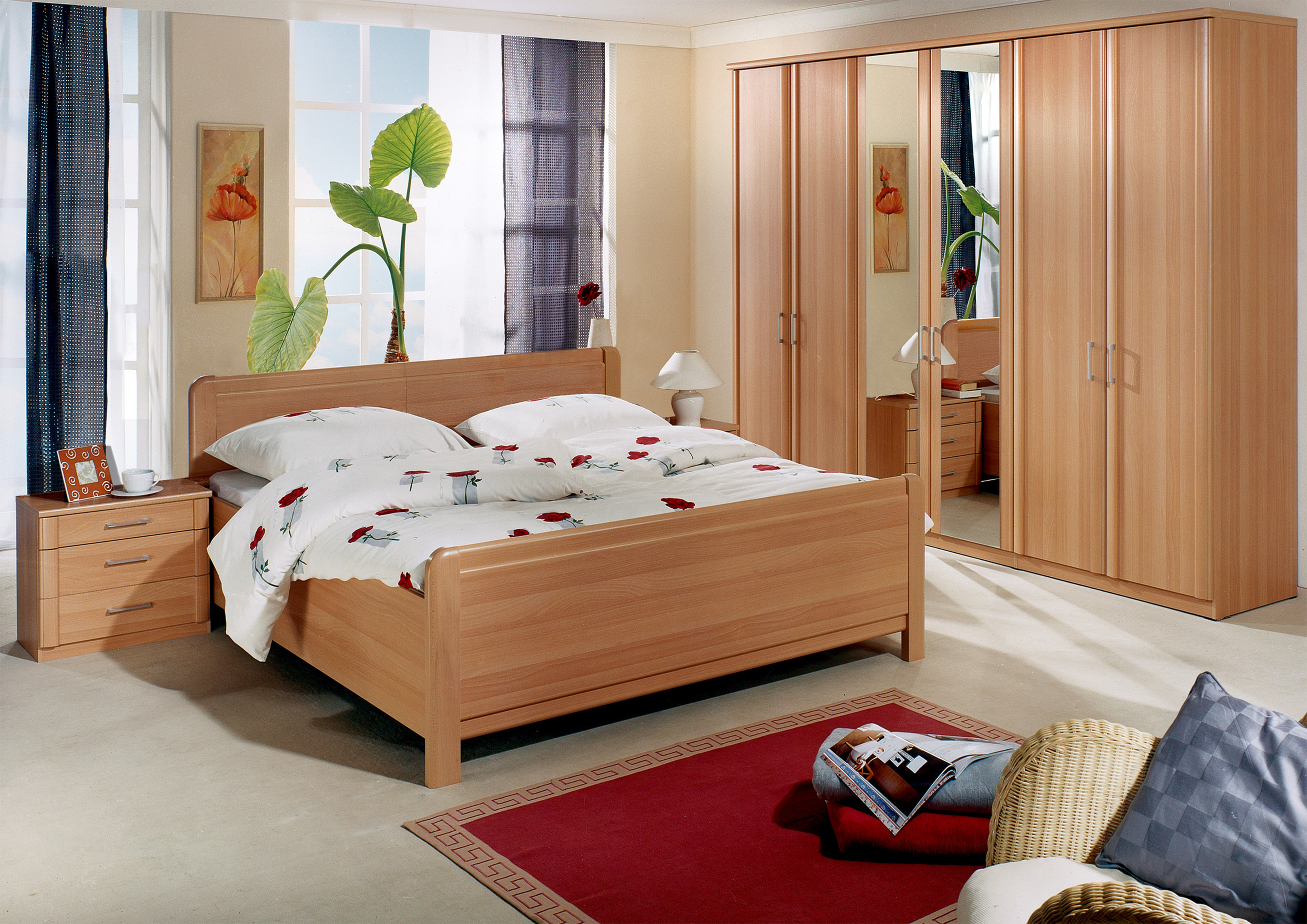 Luxor Wooden Bed Race Furniture Middlesbrough