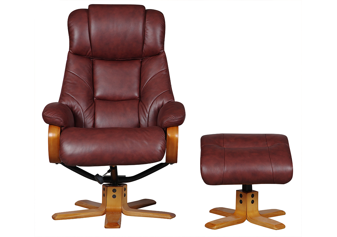 Cologne Swivel Chair Amp Footstool Race Furniture