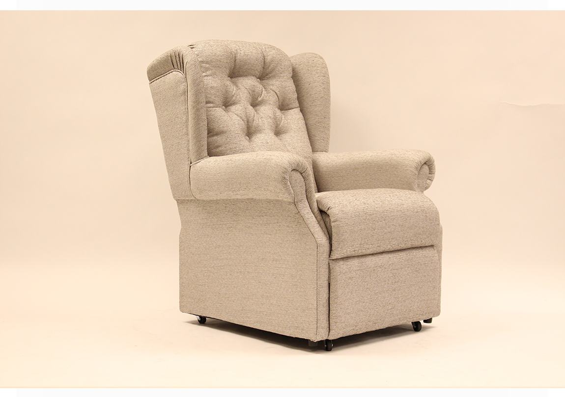 Abbey Upholstered Standard Chair Race Furniture