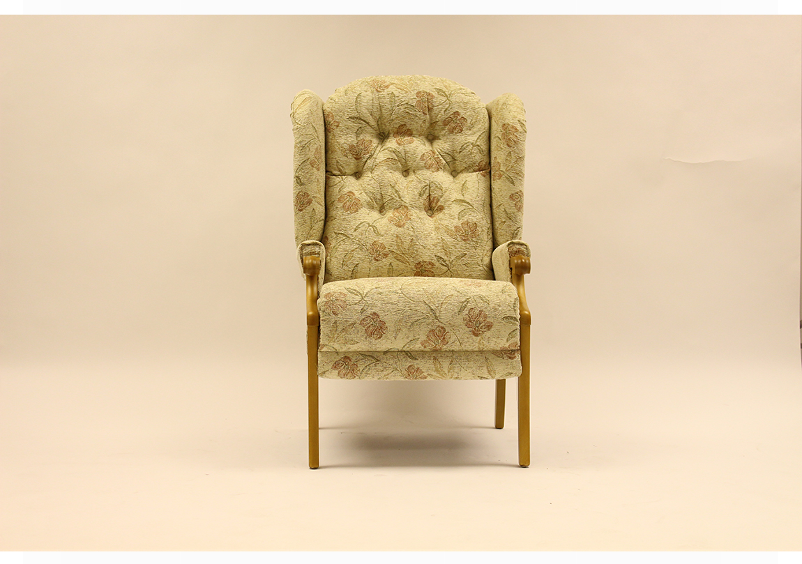 Abbey Showood Fireside Chair Race Furniture Middlesbrough