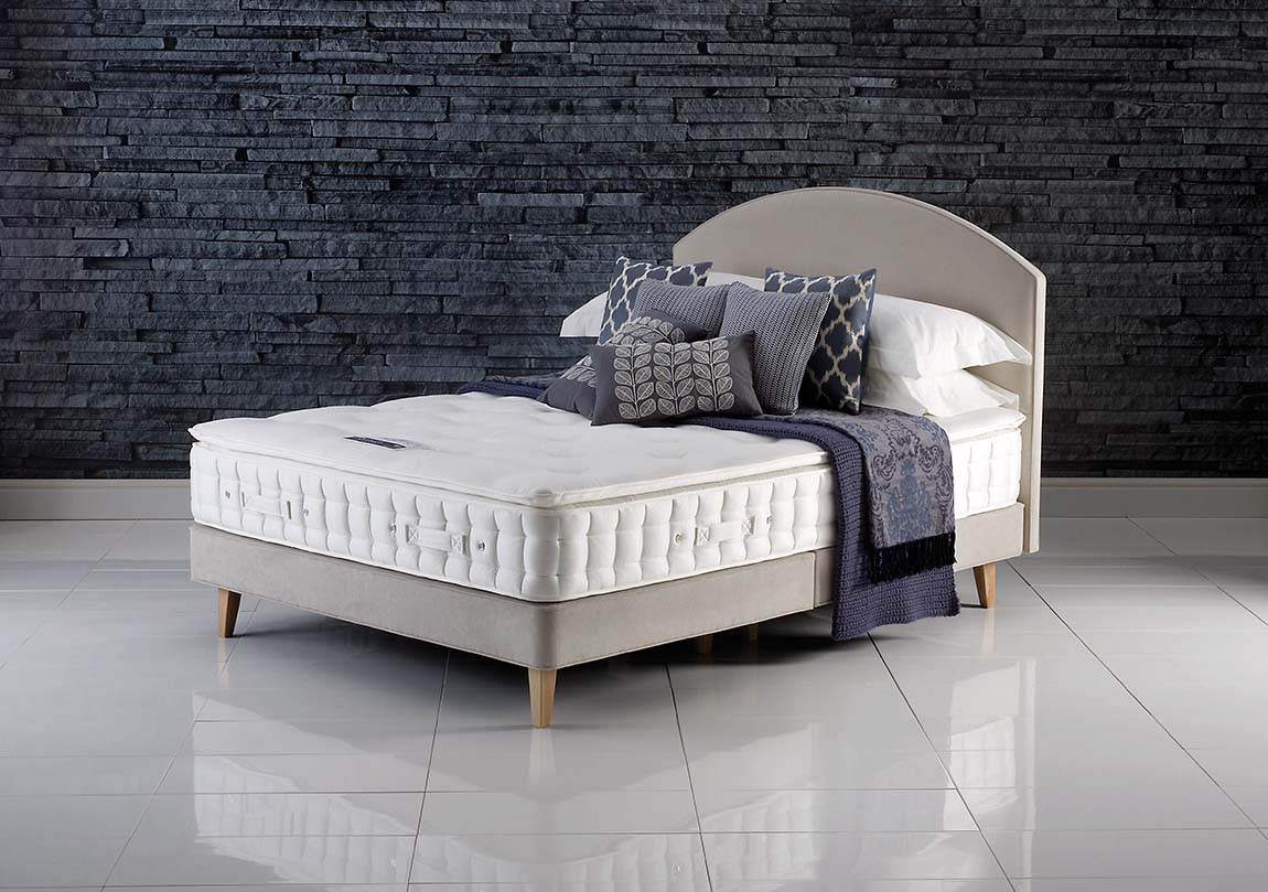 Pillow Comfort Silk Divan Bed Race Furniture Middlesbrough