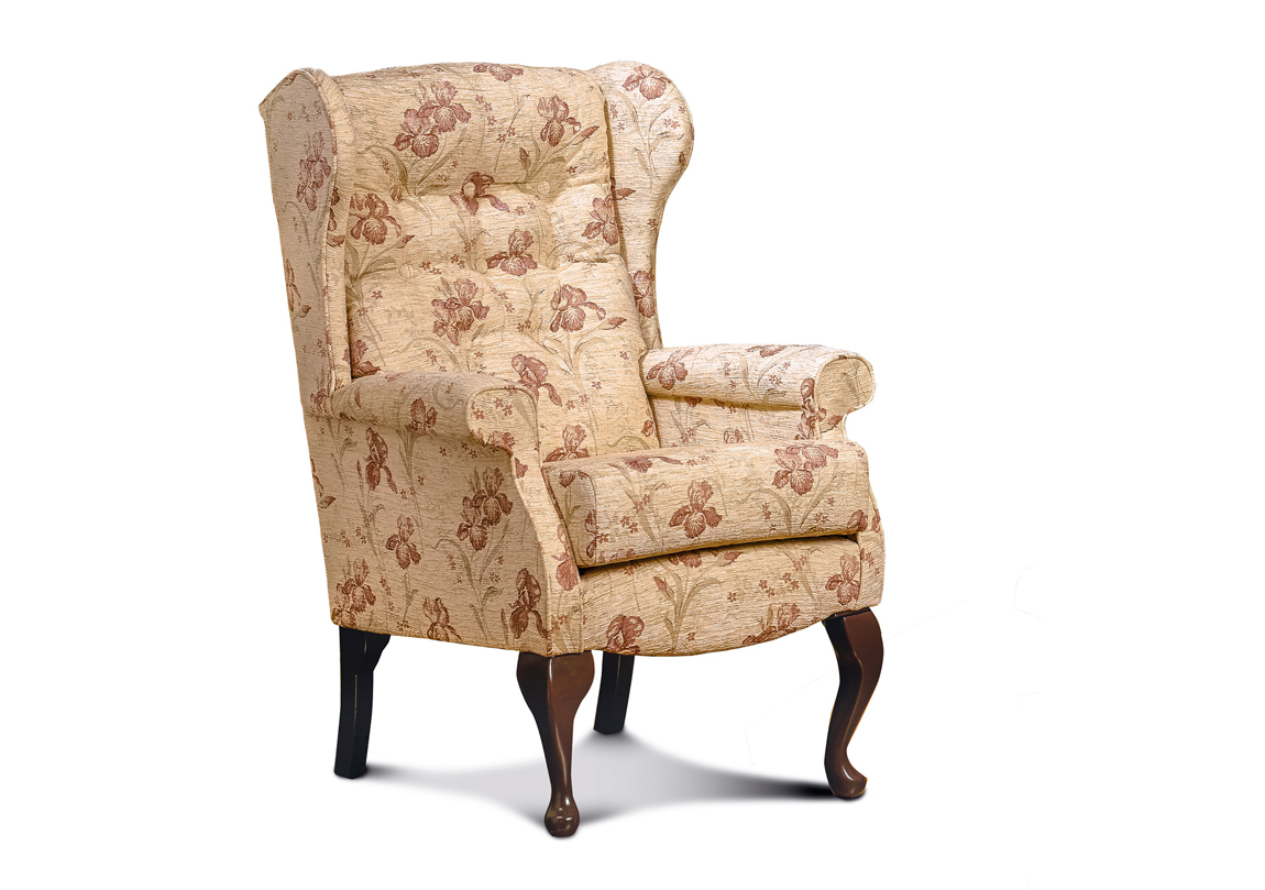 Brompton Fabric High Seat Chair Race Furniture Middlesbrough