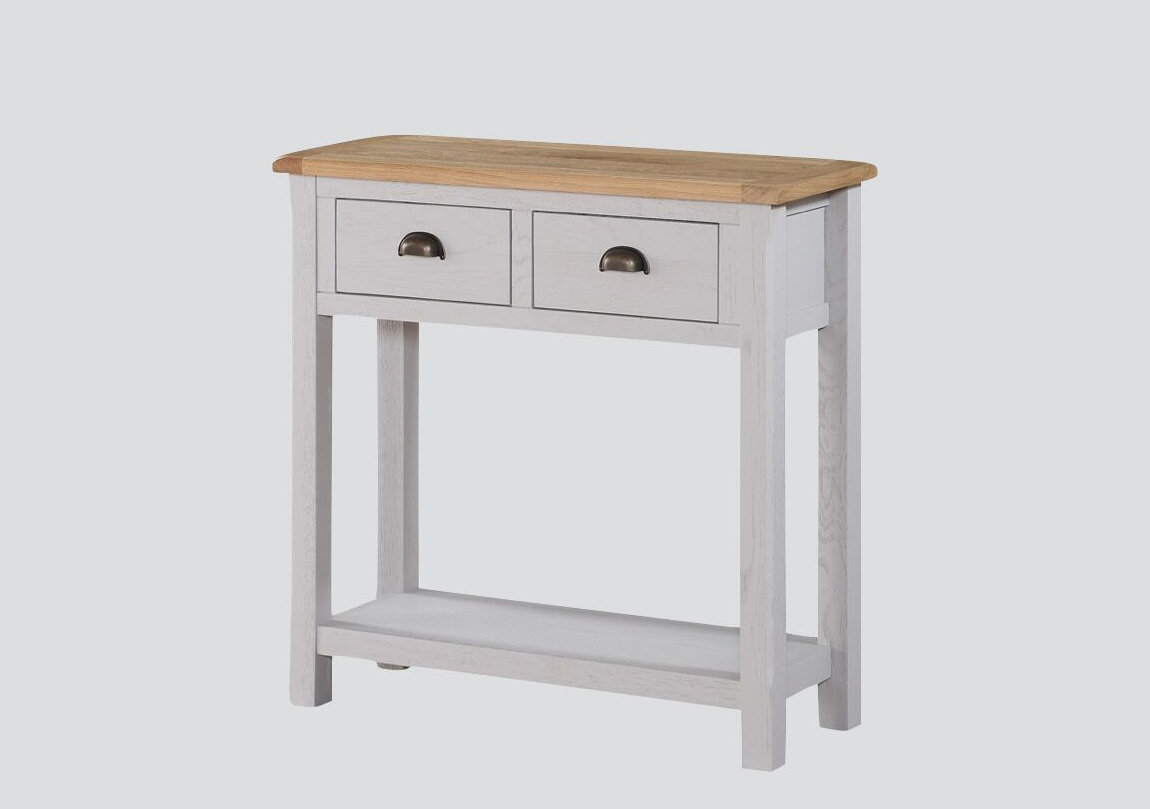 Kilmore Painted Large Hall Table Race Furniture